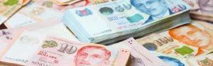 Валюта и обменные пункты Сингапура