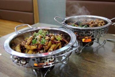 Сингапурская еда