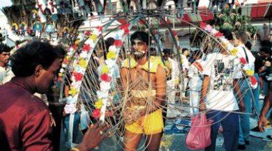 Фестиваль Понгал (Pongal) и Тайпусам (Thaipusam) Сингапур