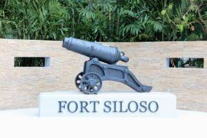 Форт Силосо (Fort Siloso)