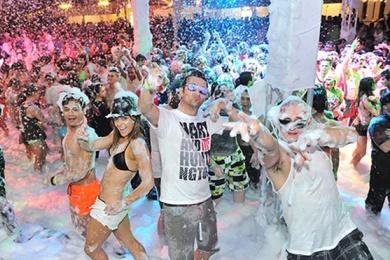 Вечеринка на пляже Силосо (Siloso Beach Party)