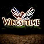 Световое шоу «Крылья времени»