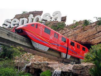 Монорельсовая дорога Sentosa Express