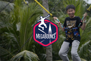 Парк развлечений Megazip Adventure Park, о.Сентоза, Сингапур