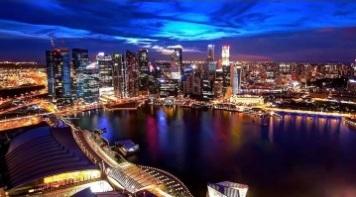 Бесплатная экскурсия по Сингапуру. City Sights Tour-Marina Bay