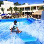 Серфинг на Сентозе (Wave House Sentosa)