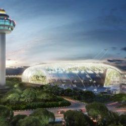 Сингапурский аэропорт Чанги (Singapore Changi Airport)
