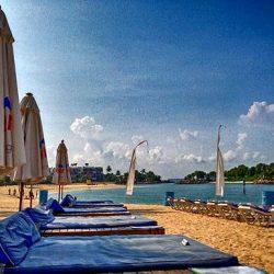 Пляж Танджонг (Tanjong Beach)