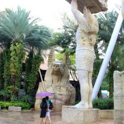 Universal Studios Singapore - «Древний Египет» (Ancient Egypt)
