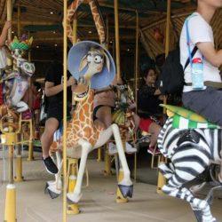 Universal Studios Singapore - «Мадагаскар» (Madagascar)