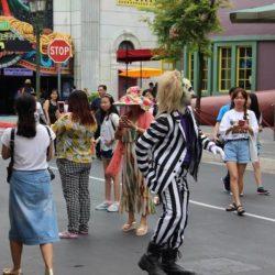 Universal Studios Singapore - «Нью-Йорк» (New York)