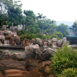 Universal Studios Singapore - «Затерянный мир» (The Lost World)