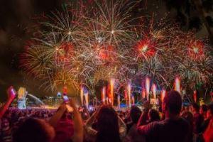 Лучшие события в Сингапуре в Рождественский и Новогодний сезон