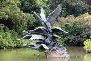 Ботанические Сады Сингапура (Singapore Botanic Gardens) и Сад орхидей