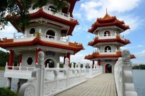 Сингапурский Японский и Китайский сады, Сад бонсай и Музей черепах