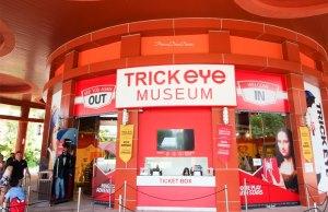 Сингапурский музей Оптических Иллюзий