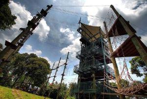 Парк развлечений Megazip Adventure Park