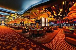 Казино Resort World на острове Сентоза