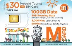 Где и как купить сим-карту в Сингапуре