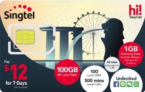 Мобильная связь, СИМ-карты, WiFi и Интернет в Сингапуре для туристов 2