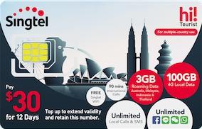 Мобильная связь, СИМ-карты, WiFi и Интернет в Сингапуре для туристов 3