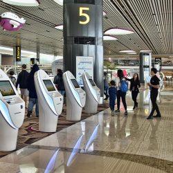 Сингапурский аэропорт Чанги