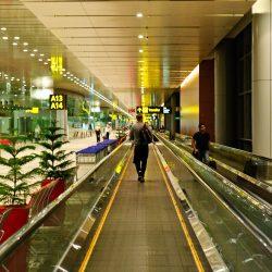 Травалаторы в аэропорту Чанги