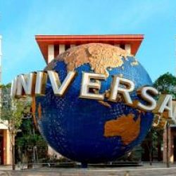 Парк аттракционов Юниверсал Студио (Universal Studios Singapore)
