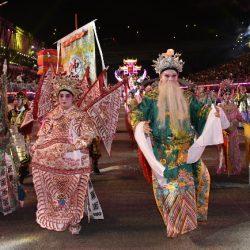 парад Чингай (Chingay), Сингапур