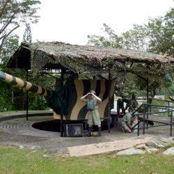 Форт Силосо (Fort Siloso), Сингапур