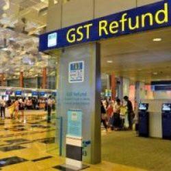 GST Refund-at-Changi-Airport