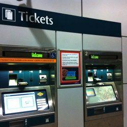 General Ticketing Machines