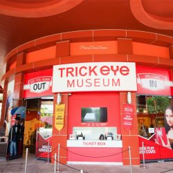 Сингапурский музей Оптических Иллюзий (Trick Eye Museum)