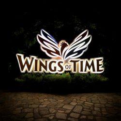шоу Wings of Time, о.Сентоза