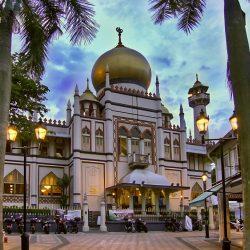 Арабский квартал Сингапур
