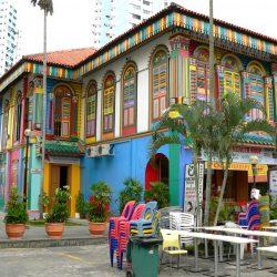 район ЛитлИндия Сингапур