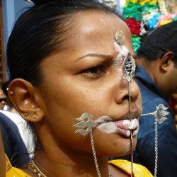 Тайпусам - индуистский фестиваль