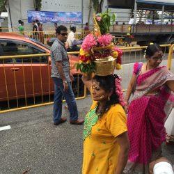 Фестиваль Тайпусам когда проходит